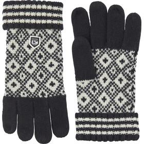 Hestra Fryken Gloves Black/Offwhite